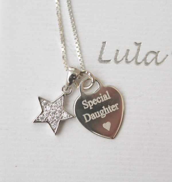 Personalised gift necklace - FREE ENGRAVING